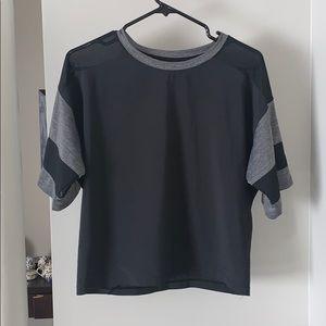 Mesh Nike dri fit shirt